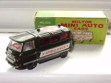 (a) Milton Maxwell India AMBULANZA MILITARE COMMER - 321 in Scatola