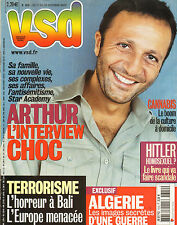 VSD N°1312 arthur jose garcia cheb kader hitler algerie gari lister 2002