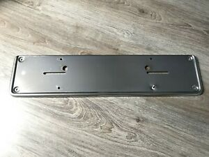 Mercedes w123 Rear Number License Plate Surround Holder Frame