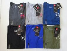 Under Armour Women's Charged Cotton Tri-Blend Freedom Flag 2.0 Tactical Tee NWT