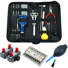 Watch Repair Tool Kit  - Case Opener / Link Remover / Spring Bars / Hand Remover