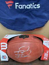 Tua Tagovailoa Official Duke NFL Autographed Football Fanatics CoA