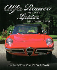 Alfa Romeo Spider 105 series Duetto Veloce Junior 1300 1600 1750 2000 Buch book