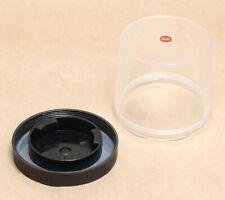 Leica Leitz objektivbox per un Leica R/SL-obiettivo 28,35,50 mm 70er anni (25)