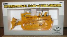 IH International T340 Crawler Tractor Dozer Bullgrader 1:16 Ertl Toy 1998 Case