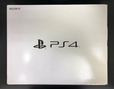 Sony (PS4) PlayStation 4 Slim 1TB Jet Black Console - CONSOLE W/ P/C + HDMI ONLY