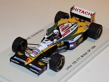 1/43 Spark F1 Lotus 109 car #11 British Grand Prix 1994 Alessandro Zanardi S1671