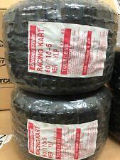 Bridgestone Racing Kart Ylp Rain Tires, Set of 4, Brand New in Packaging