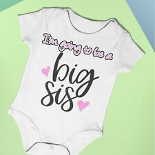 Big Brother or Sister pregnancy announcement fun t-shirts