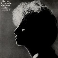 BARBRA STREISAND'S GREATEST HITS VOL.2 VINYL LP STEREO © 1978
