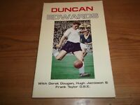 Book. Football. Duncan Edwards. Bio. Manchester United. 1988. 1st. Free UK P&P.