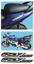 Suzuki SV 650 2001 - adesivi/adhesives/stickers/decal