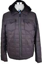 #Z525 GUESS Grey Windbreaker Jacket XL