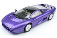 Jaguar XJ220 1992 - Mettalic Purple 1/18 Top Marques Model Car