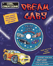 Dream Cars (Cool Creations Activity Books), New,  Book