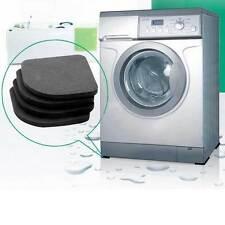 4x piedini anti vibrazione vibrazioni antiscivolo lavatrice lavasciuga no shock