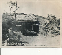 WWII 1945 US Okinawa Photo Okinawa Tomb