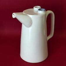 Bottiglia di Lothe (brocca per acqua si seltz) in porcellana Ginori •Fine '800
