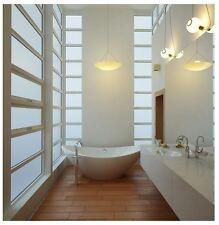 Givré Confidentialité Film De Fenêtre Porte / verre teinte adhésif Maison Décoratif de 100cm