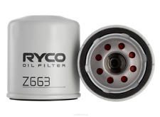 Oil Filter Ryco Z663 FOR ALFA ROMEO CHRYSLER DODGE FIAT FORD HOLDEN HSV HUMMER J