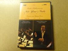 MUSIC DVD / BERLIN PHILHARMONIC: NEW YEAR'S GALA 1996 (96)