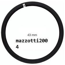 Cerchio alto profilo colore nero misura 43mm 36 fori