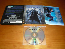 The Matrix [DVD] The Wachowski Brothers, Keanu Reeves Ed.Especial caja de cartón