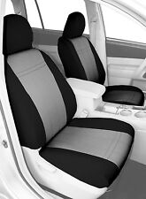 Seat Cover Front Custom Tailored Seat Covers fits 04-07 Toyota Highlander