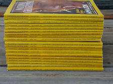 NATIONAL GEOGRAPHIC ~ 19 Magazines 8/2003-2/2005 All Issues Included ~SHIPS FREE
