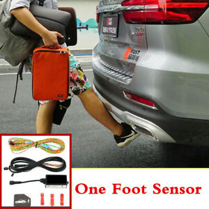 One Foot Sensor Kit Car Power Trunk Tailgate Trunk Contactless Opening Device