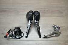 Sram Red Mechanical Mini Groupset Front Rear Derailleur Shifters 10 Speed