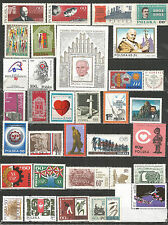 Poland mint stamps Mnh(*) nice small collection