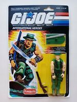 G. I. JOE Muskrat MOC FUNSKOOL International Heroes Hasbro Action Figure