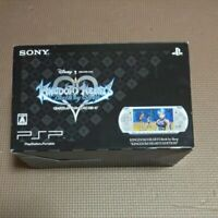Sony PSP Playstation Portable KINGDOM HEARTS Birth by Sleep Limited Edition