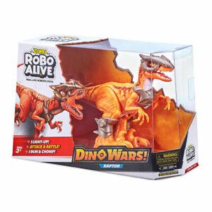 Zuru Robo Alive Dino Wars Raptor Toy - Assorted Christmas Gift Item & Toys  AU