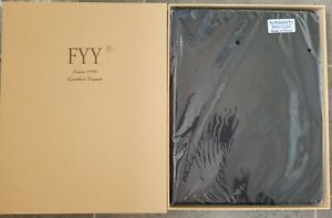 """FYY Leather Ipad Pro 12.9"""" 2018 full protection tablet case RRP £50"""