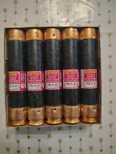 BUSSMANN FUSETRON FUSE FRS-R-45 AMP 600 VAC CLASS RK5   BOX OF 10