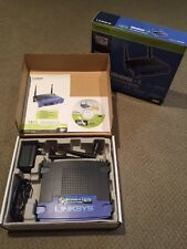 LINKSYS  Wireless - G Broadband Router model # WRT54G v2