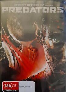 Predators - Action Thriller - DVD (2010)