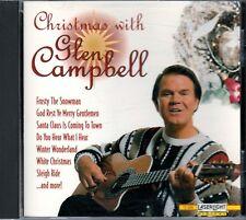 GLEN CAMPBELL Christmas CD Classic Greats DO YOU HEAR WHAT I HEAR SLEIGH RIDE