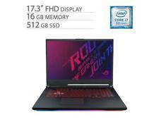"""ASUS ROG 17.3"""" Gaming Laptop i7-9750H, GTX 1660 Ti, 16GB RAM, 512GB SSD"""