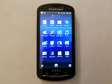 Black Sony Ericsson Xperia pro MK16A Android Unlocked Smartphone