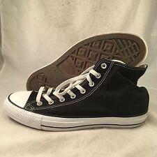 Converse CT All Star High Black Sneaker - Men's Size 11.5 Women Size 13.5 -Great