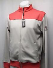 New Mens Medium Loft 8 long sleeve full zip golf jacket Dundas Valley Gc