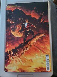 Shazam! #1 Variant Cover DC Comics Tim Sheridan