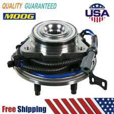 Moog Wheel Hub and Bearing Assembly Front for Ford Mercury Each OE#515078