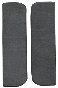 1986-1989 Dodge D350 Door Panel Carpet -Cutpile |Inserts with Cardboard