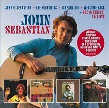 NEW John B. Sebastian & Four of Us & Tarzana Kid & Wel (Audio CD)