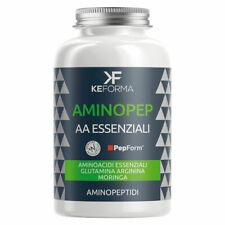 KEFORMA AMINOPEP AA ESSENZIALI integratore di aminoacidi essenziali e peptidi