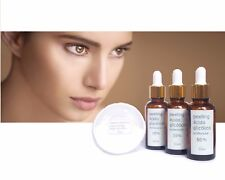 ★3x PACK PEELING ACIDO GLICOLICO Kit:35% 30ml+ 50% 30ml+ 70% 30ml+ NEUTRALIZADOR